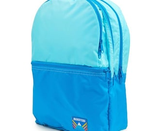 Nilson Backpack Light Blue/Aqua