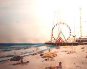 Seaside, NJ Before Sandy --SIGNED PRINTS 8 X 10 - 15.00, 11 x 14 - 25.00, 13 X 19- 35.00. Message me and I will list them .