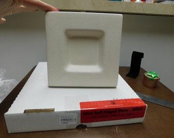 6-1/4 Mini Soft Edge Plate Mold