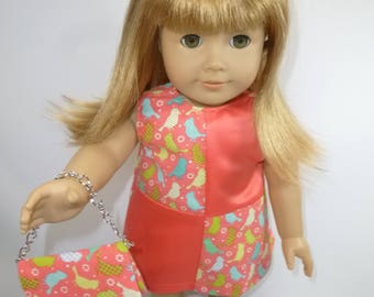 Melody's outfit for your American girl doll