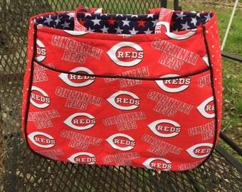 Cincinnati Reds Ethel Handbag