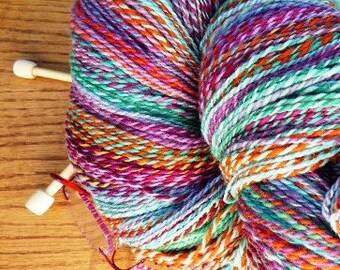 Handspun Wool Yarn! Sweater Quantity!  32 Ounces!!