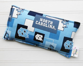UNC: Microwavable Heating Pad and Ice Packs, Keepin' Cozy Willy Pad; Warm Compress and Cold Compress, 4 Sizes