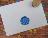 Handmade Personalised Wax Seal Stamp
