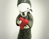 Love, Silly Humans - Poppet - By Lisa Snellings
