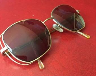 Vintage Italian Aviator Frames - Avante Garde Glasses, Made in Italy