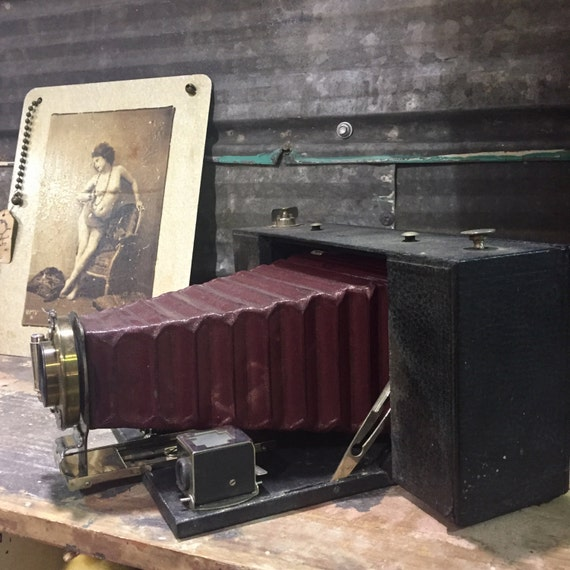Antique Camera for Display