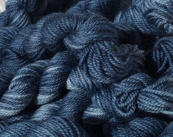 LIMITED TIME Sport Weight minis 30yds/ ~10g Blueberry Crush