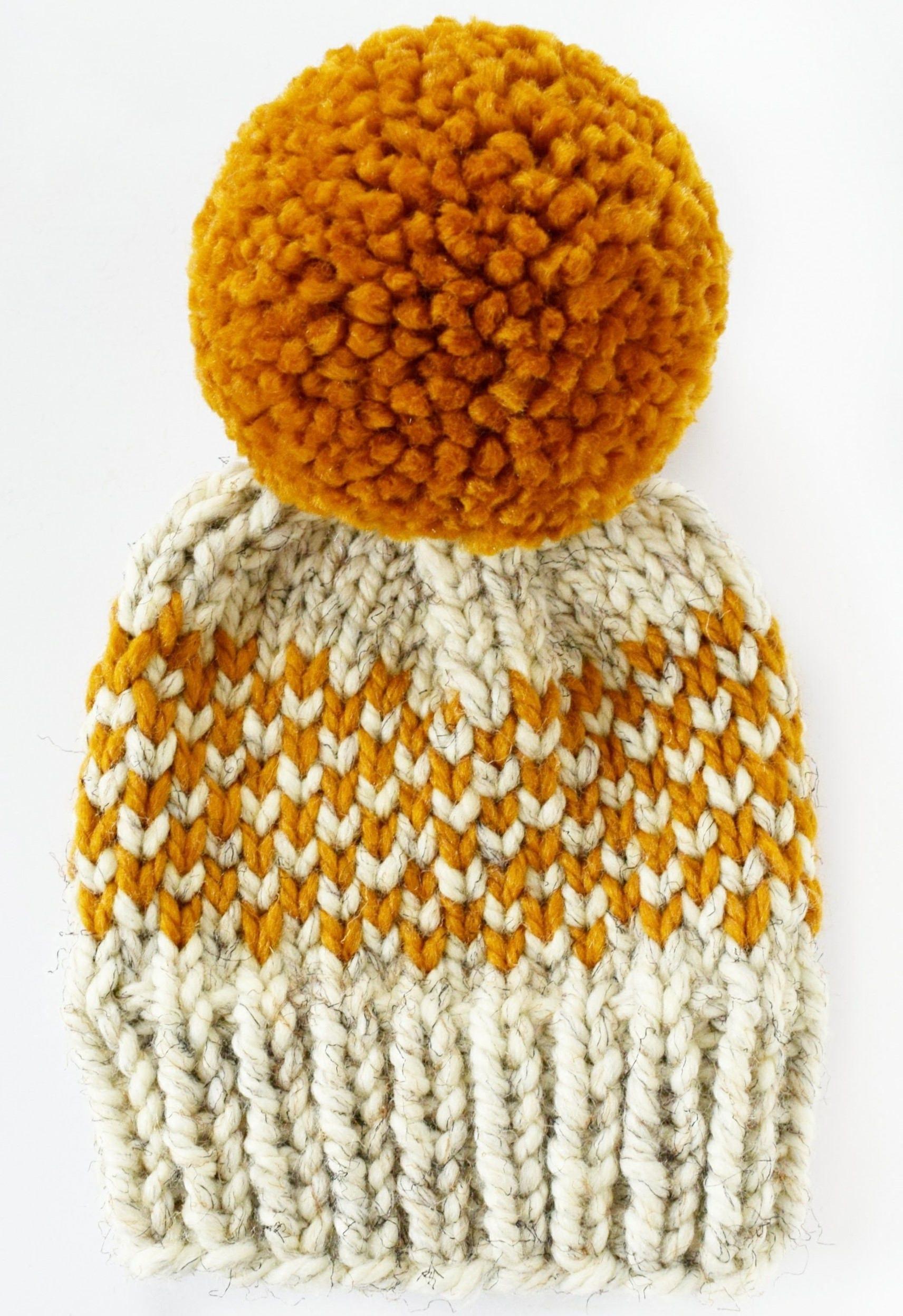 Basic fair isle hat pattern bankloansurffo Choice Image