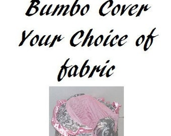 Custom Bumbo Cover, Design Your Own