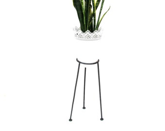 Mid Century Bullet Planter Stand