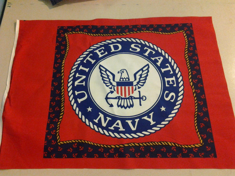 US Navy Fabric Panel 247356