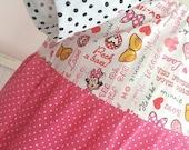 Size 5/6 Minnie Love Peasant Play Dress