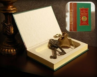 Hollow Book Safe - Robin Hood - Secret Book Safe