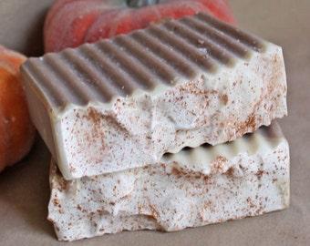 Handmade Soap - Sweet Pumpkin - 5 oz. - Limited Edition