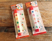 NEW Self-Inking Planner Stamp Pen - Traditional Japanese Motifs and Daruma at your choice for your planner, schedule, scrapbooking, collage