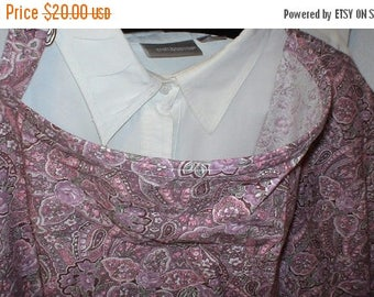 SALE Mothers DAY SALE Nursing Cover With Pockets Pink Paisley Other Styles Available Check My Shop