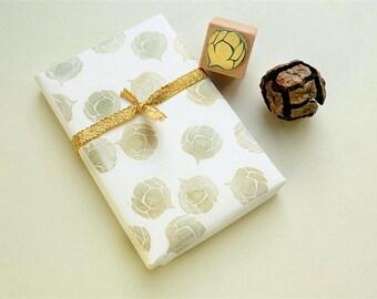 Rubber Stamp | Christmas Rubber Stamp | cypress | ecofriendly |STUDIO KARAMELO