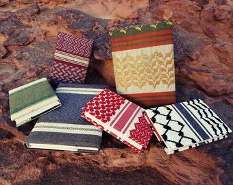 Keffiyeh notebooks