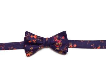 Pomp & Ceremony, Men's Bow tie, Liberty of London Elizabeth
