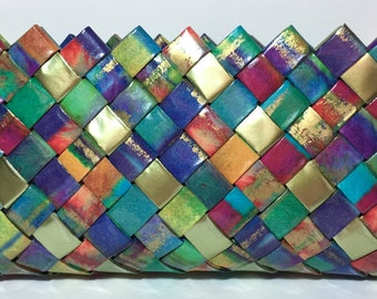 Gemstones  -  Makeup Bag or Clutch