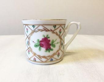 Vintage china cup, china tea cup, vintage teacup, floral cup, vintage coffee cup, vintage tea cup, porcelain tea cup, afternoon tea cup