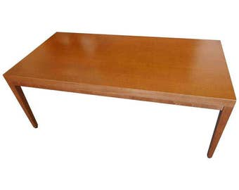 Coffee Table of Solid Maple for Home or Office