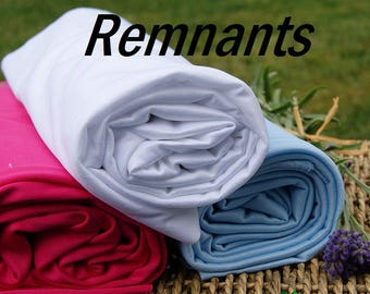 Mix and Match Cloth Diapers or Pads Fabric Remnants No 12