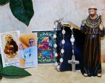 Patron Saint Peace Etsy