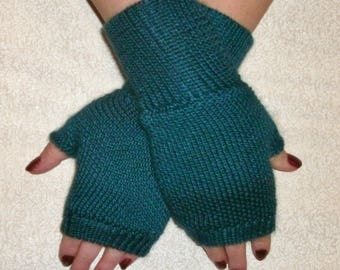 Fingerless gloves to die for