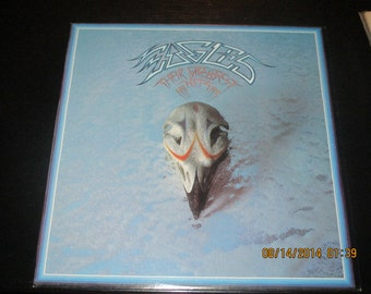 The Eagles NM vinyl - Greatest Hits - Lp in NM  Condition