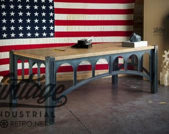Industrial Executive Desk
