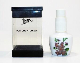 Vintage Miniature Jlona Perfume Bottle Atomizer