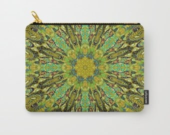 Golden Nugget  art print  carry all pouch