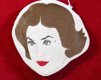 Audrey Horne Purse - Handmade by Alice