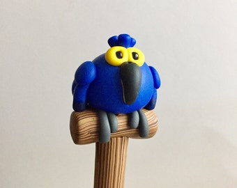 Hyacinth Macaw Parrot Pen