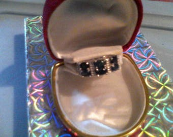 A Real Sapphire ring