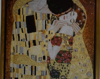 The Kiss – Painting by Gustave Klimt – The Fine Arts Heritage Society - Chart 141