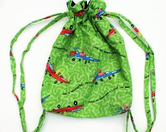 Spongebob Squarepants Drawstring Bag