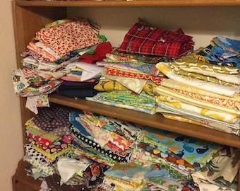 Destash Fabric Lot