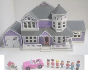 My Pretty Dollhouse Daisy Dream Cottage Deluxe '94