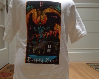 Vintage Rusted Root Band Tshirt