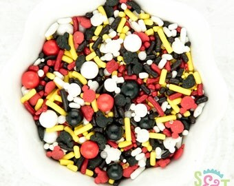 Sweet Sprinkles Mix - Mouse House - 4oz Bag