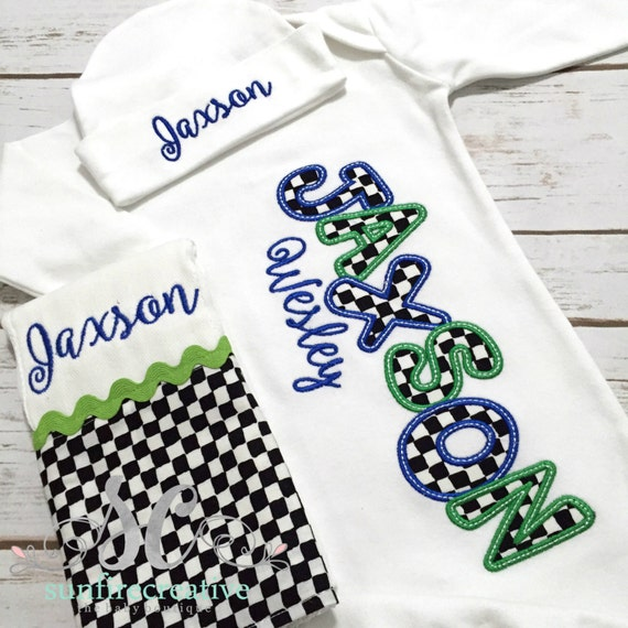 Racing Baby Clothes Future Race Car Driver Baby Boy