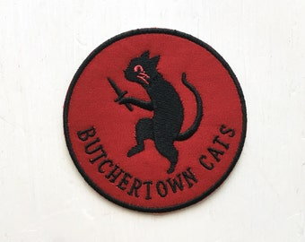 Butchertown Cats - Boy Gangs of Richmond Patch