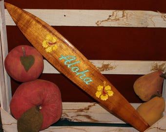 Aloha Surfboard Souvenir