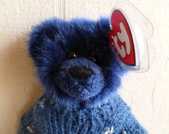 "Ty Plush Teddy Bear Stars ""Orion"" ""You're My Universe"" w Tags 1993"