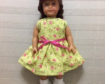 Mini AG doll dress