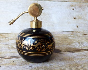 Glass Perfume Atomizer French Perfume Bottle