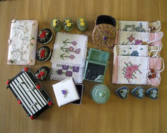 Handmade Variety Party Favors Lot of 20